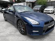 2014 NISSAN GT-R GT-R BLACK EDITION Recaro Seats FACELIFT UNREG 14
