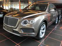 2016 BENTLEY BENTAYGA 6.0 W12 UNREG