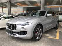 2017 MASERATI OTHER LEVANTE 3.0 V6 UNREG