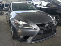 2013 LEXUS IS250 2.5 LUXURY JAPAN SPEC UNREG 2013
