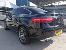 2016 MERCEDES-BENZ GLE 350 3.0 AMG COUPE UK SPEC UNREG 2016 16