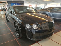2010 BENTLEY GT SUPERSPORTS 6.0 GT