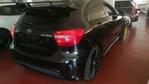 2015 MERCEDES-BENZ A-CLASS  A 45 AMG 4 Matic with Recaro Sports Seat