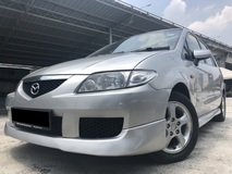 2004 MAZDA PREMACY PREMACY 7SEAT SPORTS PACKAGE WITH SUNROOF