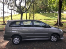 2007 TOYOTA INNOVA 2.0G (A) 1 OWNER LOW MILEAGE SALE