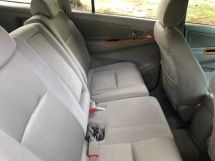 2010 TOYOTA INNOVA 2.0G (A) 1 OWNER [SELL BELOW MARKET]