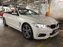 2014 BMW 4 SERIES 428I M Sport Convertible FULL SPEC