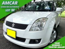 2012 SUZUKI SWIFT 1.5 GLX AUTO FACE LIFT KEYLESS ENTRY