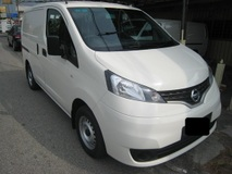 2012 Nissan  NV200 Panel Van