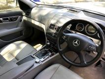 2009 MERCEDES-BENZ C-CLASS C200 KOMPRESSOR AVANTGARDE 1.8 AUTO LOCAL
