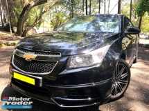 2012 CHEVROLET CRUZE 1.8 LT NEW FACE LIFT (A) SE SPORT