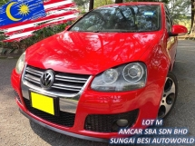 2008 VOLKSWAGEN GOLF GTI 2.0 (A) MK5 TURBO 1 OWNER