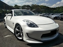2007 NISSAN FAIRLADY 350Z 3.5 AMUSE / GOOD CONDITION / CAREFUL OWNER / ACCIDENT FREE !!