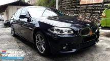 2016 BMW 5 SERIES 520i M Sport 2.0L (A) CKD ORI M SPORT