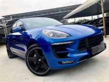 2015 PORSCHE MACAN S 3.0 V6 TWIN TURBO (A)