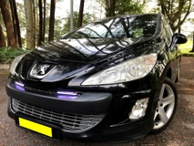 2011 PEUGEOT 308 1.6 THP (A) TURBO PANORAMIC FULL LOAN