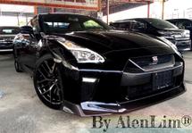 2016 NISSAN GT-R GT-R 35 BLACK EDITION 3.8 (UNREG) By AlenLim