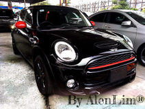 2015 MINI Cooper S 2.0 Turbo (UNREG) By AlenLim