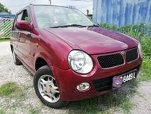 2006 PERODUA KANCIL 850 MANUAL
