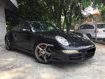 2007 PORSCHE 911 CARRERA 4S C4S 997 Chrono Sunroof True Year