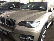 2012 BMW X6 3.0 TWIN TURBO FULLSPEC, FREE 1 YR WARRANTY. REG 2017
