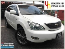 2004 TOYOTA HARRIER 2.4 (A) FULL SPEC 1 OWNER
