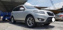 2011 HYUNDAI SANTA FE 2.2 CRDI (A) Low Mileage diesel turbo