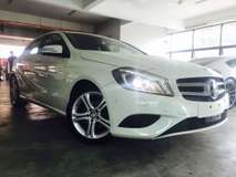 2013 MERCEDES-BENZ A-CLASS A180 FREE WARRANTY CHEAPEST IN TOWN CHAN