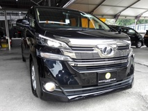 2016 TOYOTA VELLFIRE 7 seater (Leather Seat)