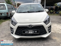 2015 PERODUA AXIA  SE 1.0 (A) ONE OWNER