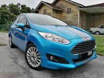 2015 FORD FIESTA 2015 Ford FIESTA 1.5 SPORT (A) NEW FACELIFT