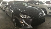 2015 TOYOTA GT86 Toyota 86 GT 2.0 Limited