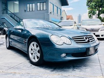 2004 MERCEDES-BENZ SL 350 (R230) 3.7 V6 WELL MAINTAINED
