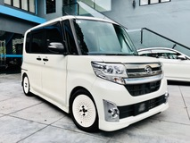 2014 DAIHATSU TANTO 660 TURBO FULLY LOADED
