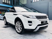 2012 LAND ROVER EVOQUE HSE DYNAMIC Si4 2.0