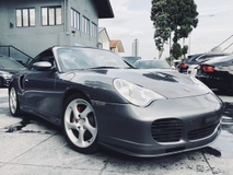 2000 PORSCHE 911 (996) TURBO 3.6 WELL MAINTAINED