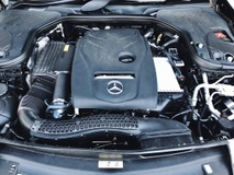 2017 MERCEDES-BENZ E-CLASS E300 COUPE AMG LINE 2.0 TURBOCHARGED