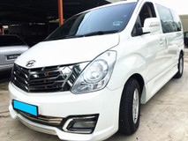2011 HYUNDAI STAREX 2.5CC  ROYALE FACELIFT (A) MPV GOOD CONDITION DIESEL CAR