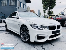 2016 BMW M4 3.0 TWINPOWER TURBO LIKE NEW