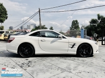 2015 MERCEDES-BENZ SL 400 AMG LINE 3.0 V6 TWIN TURBOCHARGED