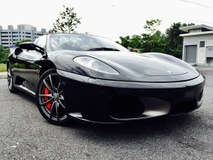 2008 FERRARI 430  SPIDER 4.3 V8 WELL MAINTAINED