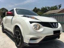 2013 NISSAN JUKE 1.6 (A) GT Nismo DIG-T AWD full spec