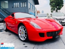 2008 FERRARI 599  GTB FIORANO 6.0 V12 WELL MAINTAINED