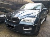 2012 BMW X6 3.0/35i/HUD/SUNROOF