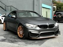 2016 BMW M4 GTS 3.0 TWINPOWER TURBO