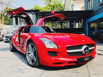 2011 MERCEDES-BENZ SLS AMG 63 6.2 V8 WELL MAINTAINED