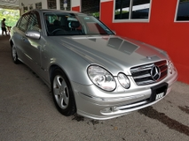 2005 MERCEDES-BENZ E-CLASS E240 AVANTGARDE LIMITED