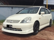 2003 HONDA STREAM 2.0 iVTEC (AT) ORIGINAL SUPERB CONDITION