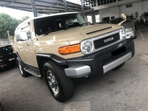 2011 TOYOTA FJ CRUISER 4.0 REVERSE CAMERA 2011 2014 NO SST JAPAN