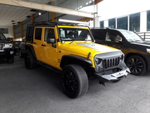 2015 JEEP WRANGLER 3.6 PETROL 4WHEELS  4 DOORS